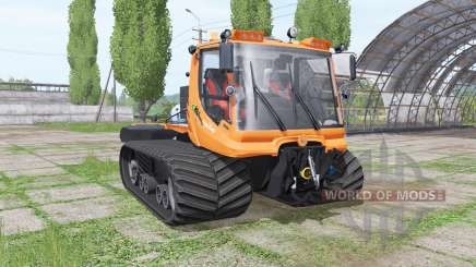 PistenBully 600 komunal v2.0 for Farming Simulator 2017