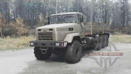 KrAZ 7140Н6 v5.4 for MudRunner