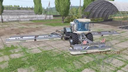 Krone BiG M 500 wide for Farming Simulator 2017
