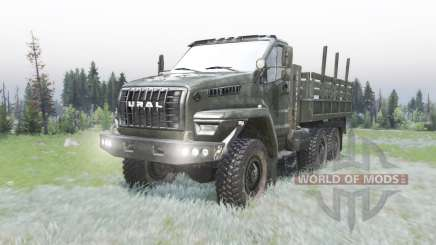 Ural Next (4320-6951-70) 2015 for Spin Tires