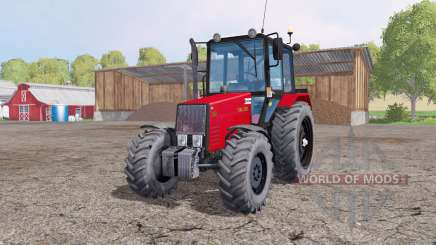 Belarus MTZ 892 v1.2 for Farming Simulator 2015