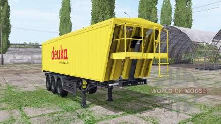 MENCI SA 850 R Deuka for Farming Simulator 2017