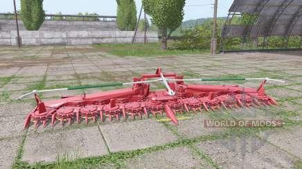Kemper 390 Plus fruits for Farming Simulator 2017