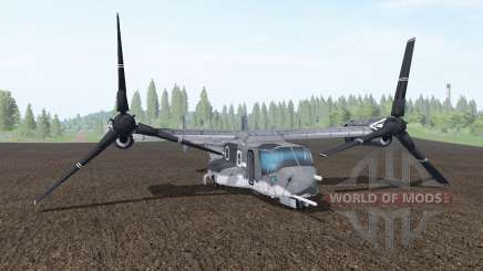 Bell V-22 Osprey for Farming Simulator 2017