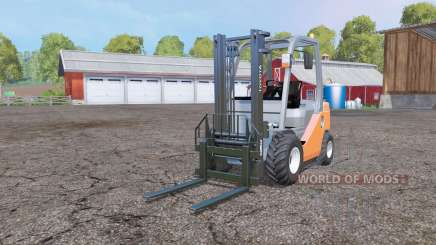Toyota 62-8FD15 for Farming Simulator 2015