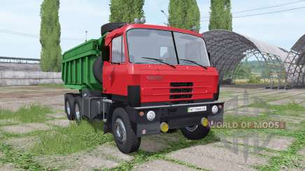 Tatra T815 S3 for Farming Simulator 2017