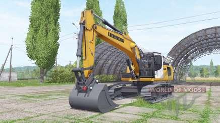 Liebherr R 936 Litronic for Farming Simulator 2017
