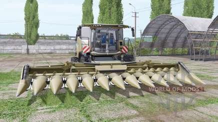 New Holland CR10.90 many extras for Farming Simulator 2017