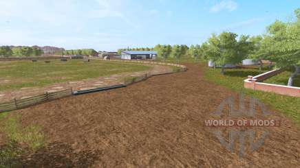 Saxony v1.2 for Farming Simulator 2017