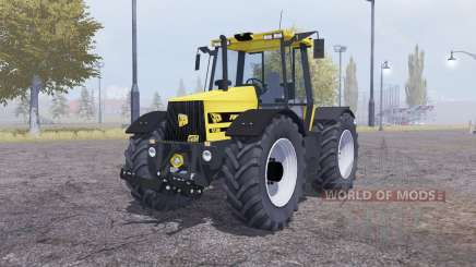 JCB Fastrac 2150 yellow for Farming Simulator 2013