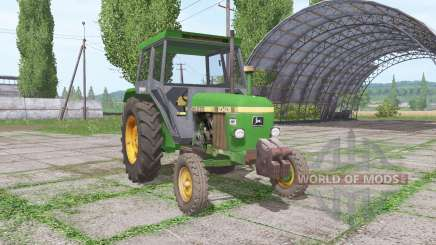 John Deere 2040S for Farming Simulator 2017