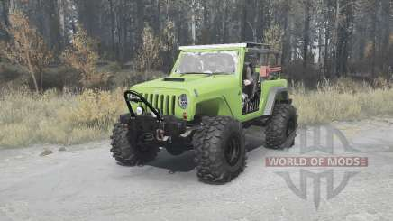 Jeep Wrangler Rubicon (JK) for MudRunner
