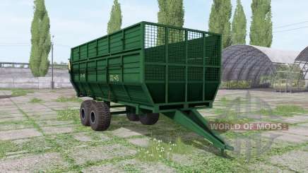 PS 45 for Farming Simulator 2017