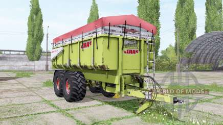 CLAAS Carat 180 T v1.0.1 for Farming Simulator 2017