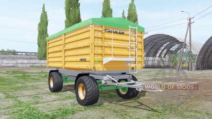 JOSKIN Tetra-CAP 5025-19DR160 for Farming Simulator 2017