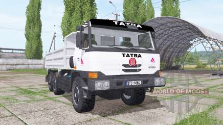 Tatra T815-280 S25 TerrNo1 1998 for Farming Simulator 2017