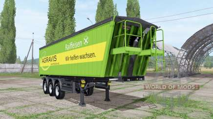 Fliegl DHKA Agrarvis for Farming Simulator 2017