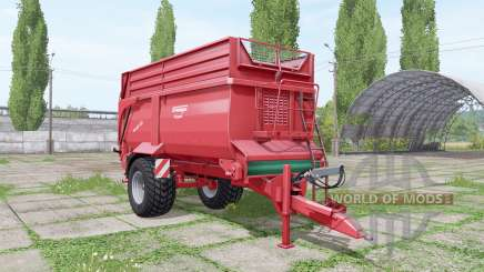 Krampe Bandit 550 for Farming Simulator 2017