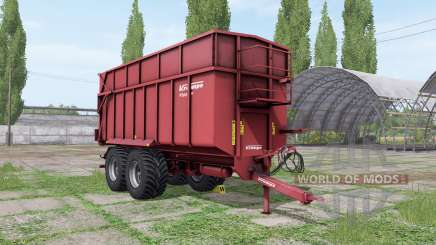 Krampe TWK 16 for Farming Simulator 2017