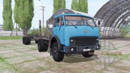 MAZ 509А 1978 for Farming Simulator 2017