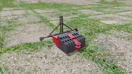 IHC front weight for Farming Simulator 2017