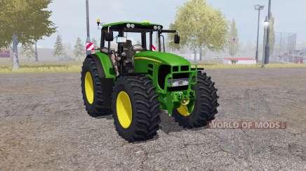 John Deere 7530 Premium v3.2 for Farming Simulator 2013