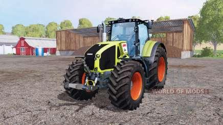 CLAAS Axion 950 cmatic for Farming Simulator 2015