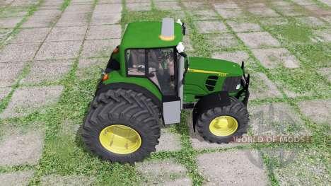 John Deere 6430 Premium for Farming Simulator 2017
