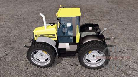 JCB Fastrac 2150 double wheels for Farming Simulator 2015