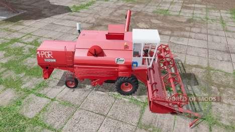 Bizon Gigant Z083 4x4 for Farming Simulator 2017