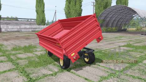Zmaj 489 for Farming Simulator 2017