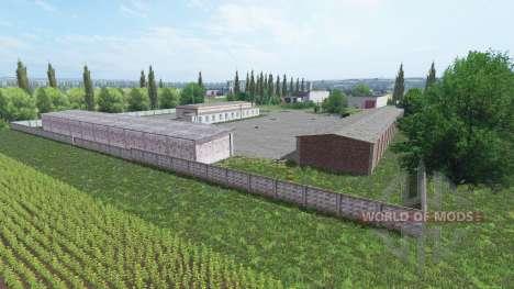 Tarasovo for Farming Simulator 2017