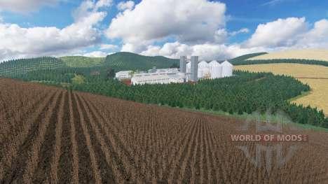 Fazenda Canarinho for Farming Simulator 2017