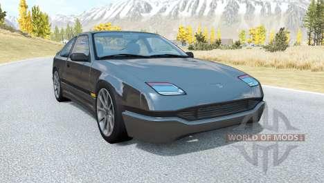 Ibishu 200eX electric drive for BeamNG Drive