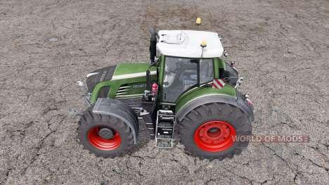 Fendt 936 Vario interactive control for Farming Simulator 2015
