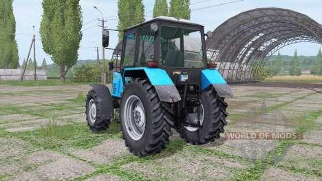 Belarus MTZ 892.2 for Farming Simulator 2017