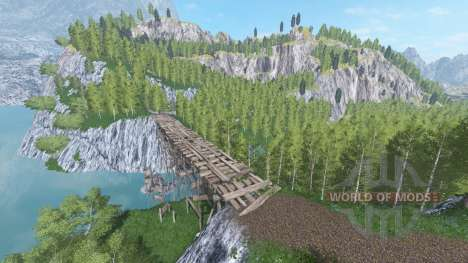 Emerald Valley for Farming Simulator 2017