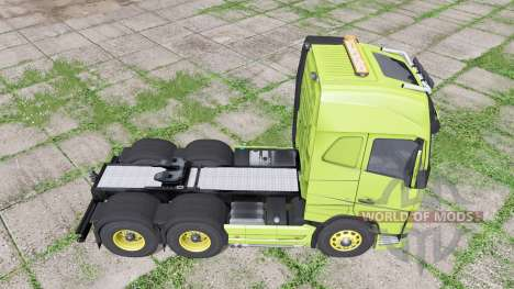 Volvo FH for Farming Simulator 2017