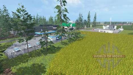 Baborow for Farming Simulator 2015