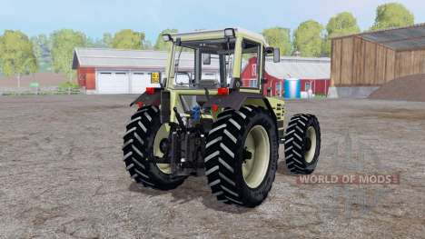 Hurlimann H5116 for Farming Simulator 2015