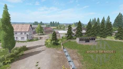 Dreistern Hof for Farming Simulator 2017