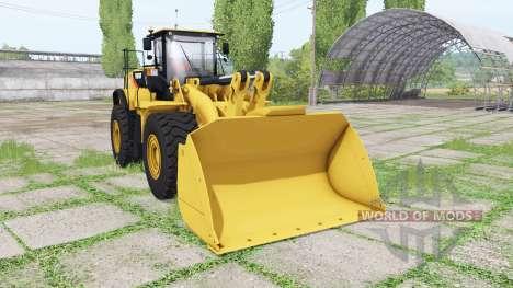 Caterpillar 980K for Farming Simulator 2017