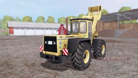 Hanomag 55D for Farming Simulator 2015