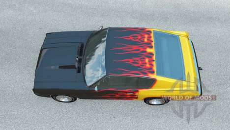 Gavril Barstow Pinstow for BeamNG Drive