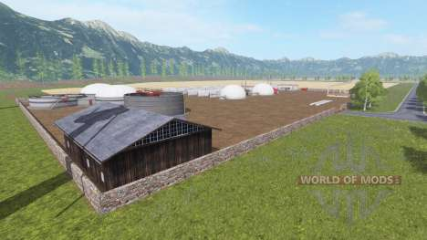 Sauzours for Farming Simulator 2017