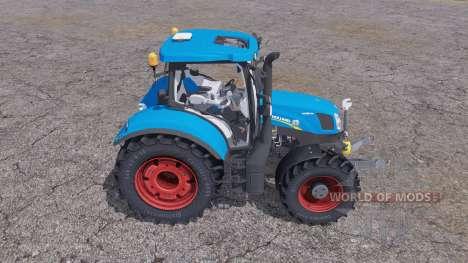 New Holland T6.160 for Farming Simulator 2013