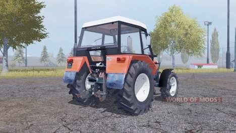 Zetor 7245 horal system for Farming Simulator 2013