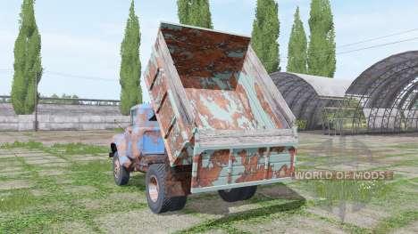 ZIL MMZ 4502 for Farming Simulator 2017