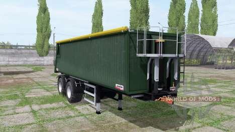 Kroger Agroliner SMK 34 for Farming Simulator 2017