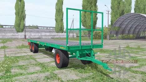 Aguas-Tenias PGRAT autoload for Farming Simulator 2017